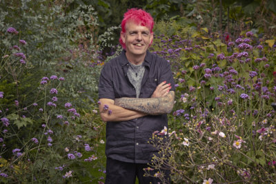 Channel 4 Features Commissions The Avant Gardener (W/T)