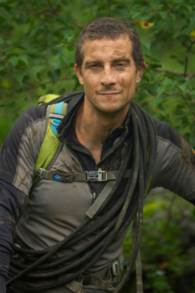betty and BGV Partner In New Bear Grylls Series For China