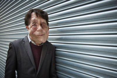 Adam Pearson Nominated For A Grierson Award