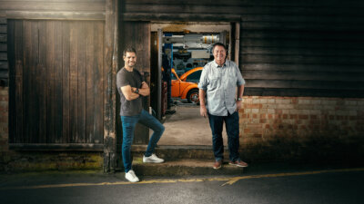 Discovery Turbocharges Wheeler Dealers Franchise  With New Spin-Off