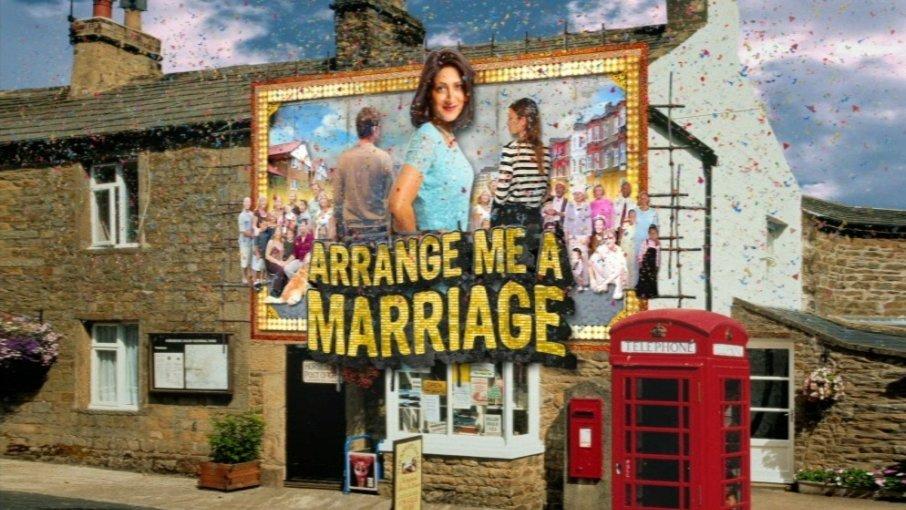 Arrange Me a Marriage