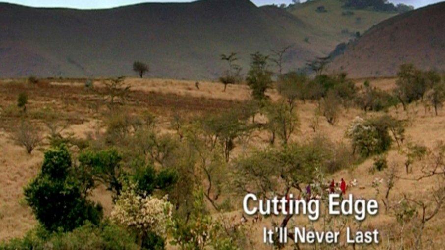 Cutting Edge: It'll Never Last