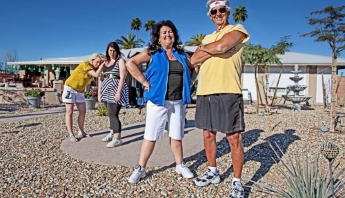 Are You Fitter Than a Pensioner?