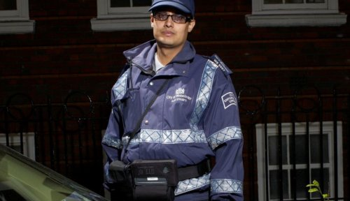 Cutting Edge: Confessions of a Traffic Warden